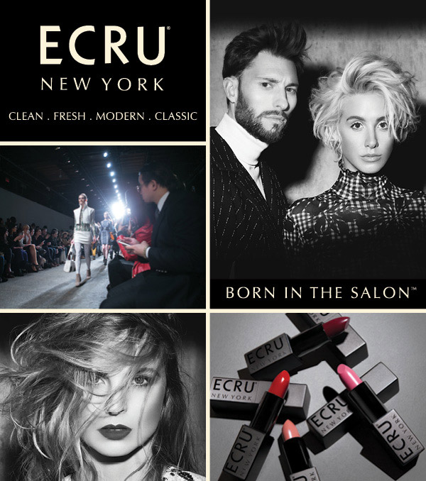 historia ecru new york, kosmetyki do włosów, kosmetyki do makijażu